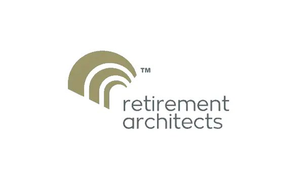 Retirement Architects Logo Designed by The Logo Smith