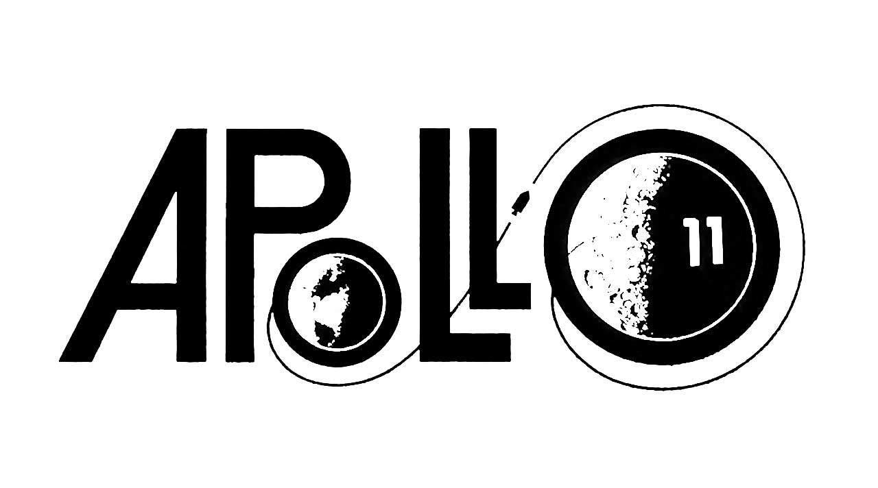 Apollo-11-Logo-Design-White