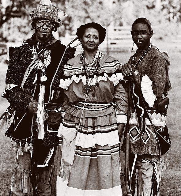 Why Millions Of African-American Ancestors Were Forced To Cede Their Southern Indian Lands
