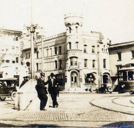 Pack Memorial Public Library 1899 - 1926