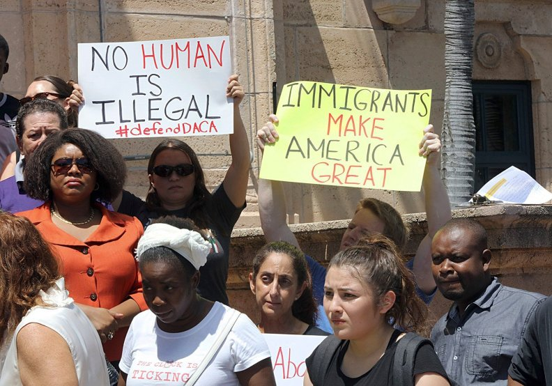 Trump Removing DACA Will Affect All African-Americans As Well, According To Federal And State Law