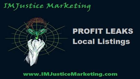 Profit leaks Local Listings grid