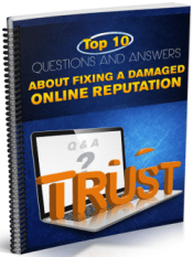 fixing your damaged online reputation