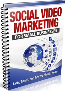 Social Video Marketing Report ecover