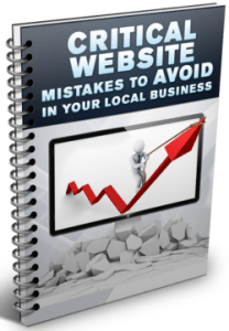 critical website mistakes to avoid