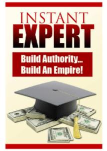 be an expert when marketing your business
