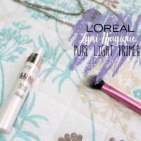 Lumi Magique Pure Light Primer - L'OREAL