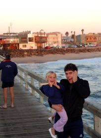 JanDaniel and Niece Scream (c)ImkeRust