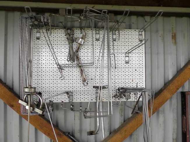 Edelstahl Imker-werkzeuge und Gerätschaften