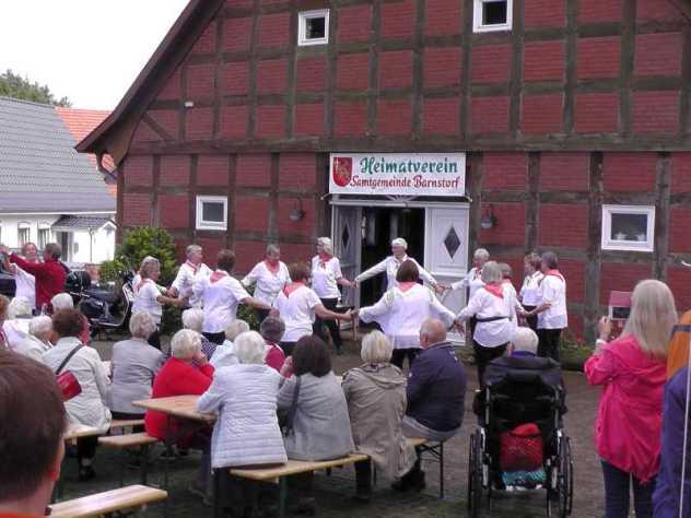 Sommerfest Heimatverein Barnstorf