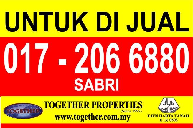 Contoh Banner Penjualan Tanah - contoh desain spanduk