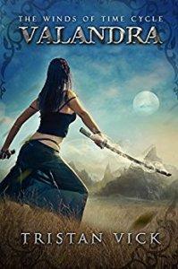 Valandra - A YA Sword and Sorcery Fantasy with a Lesbian