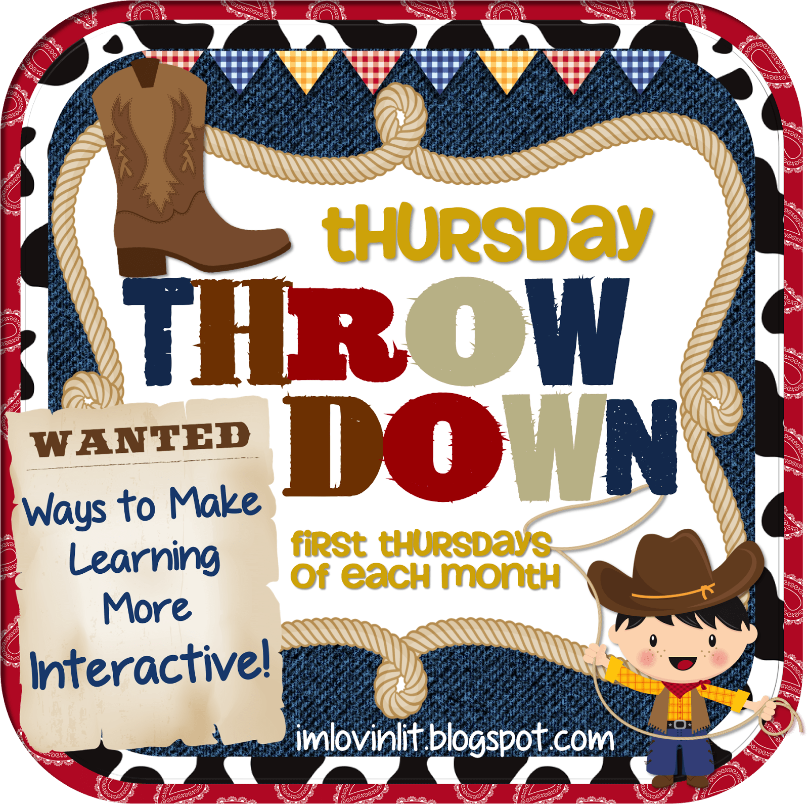 Thursday Throw Down 7 Back To Basics With Interactive