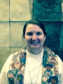 Pastor Kristi Bummer