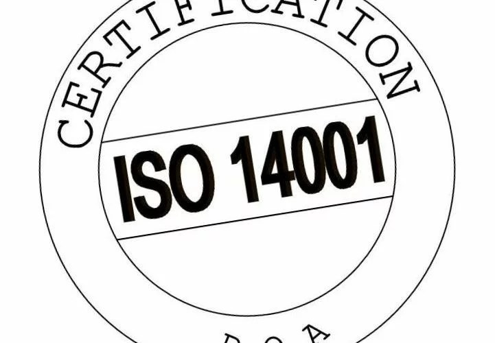 IMM Obtains ISO14001 certification