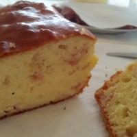 Plumcake salato ricotta e prosciutto cotto