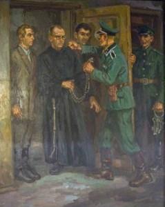 """Ve Varšavské věznici """"Pawiak"""". Rok 1941."""