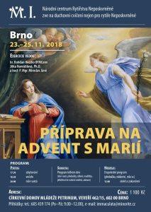 Duchovní obnova: Advent s Marií