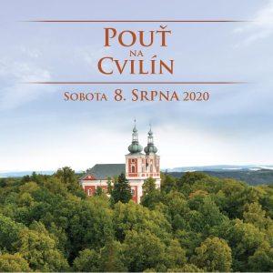 Pouť na Cvilín (8. srpna 2020)