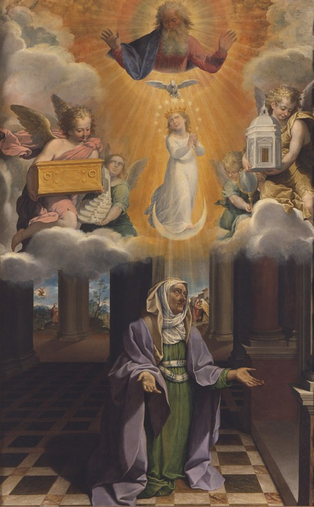 Mary of the Day (December 8, 1854) – Immaculate Conception of the Blessed  Virgin Mary | www.immaculate.one