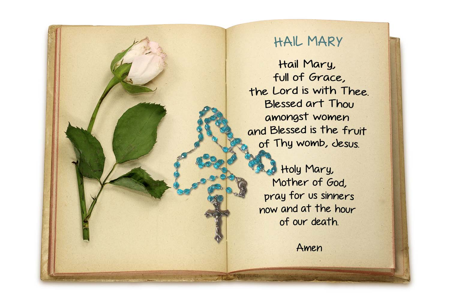 October The Month Of The Holy Rosary
