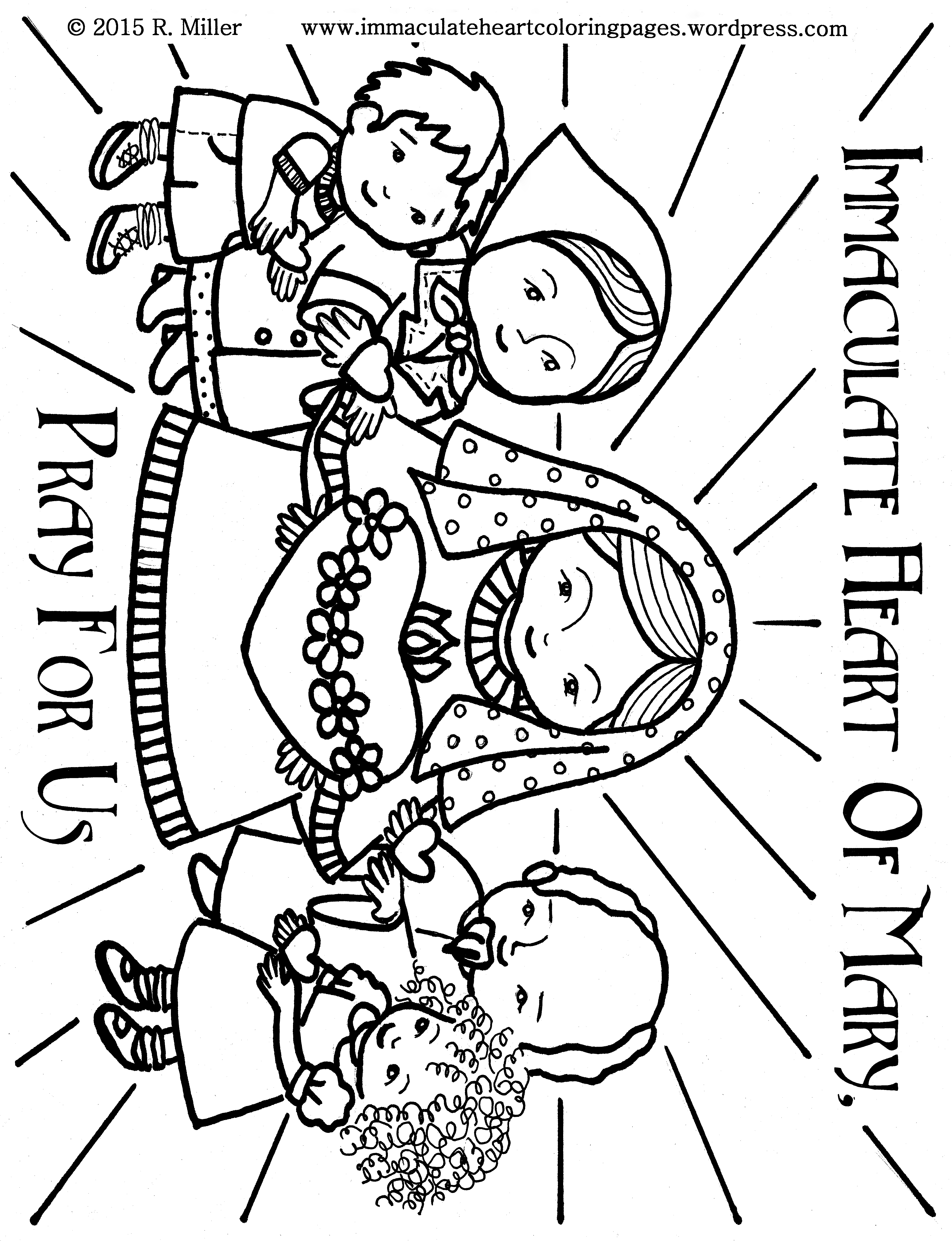 Are Your Children Consecrated to Jesus through Mary's