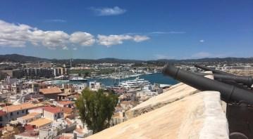 Sights from el castillo