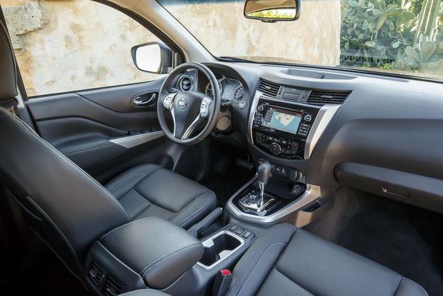 Nissan Navara prova scheda tecnica opinioni e dimensioni