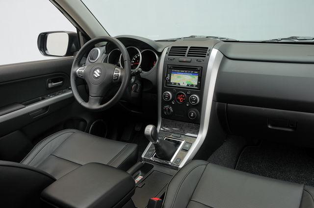 Prova Suzuki Grand Vitara scheda tecnica opinioni e