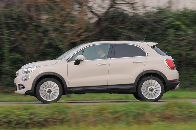 Prova Fiat 500x Scheda Tecnica Opinioni E Dimensioni 14