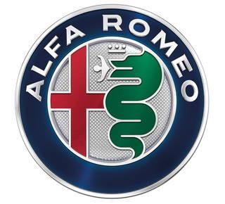 giulia goes like shot of espresso - 150624 alfa romeo logo  - Giulia goes like shot of espresso
