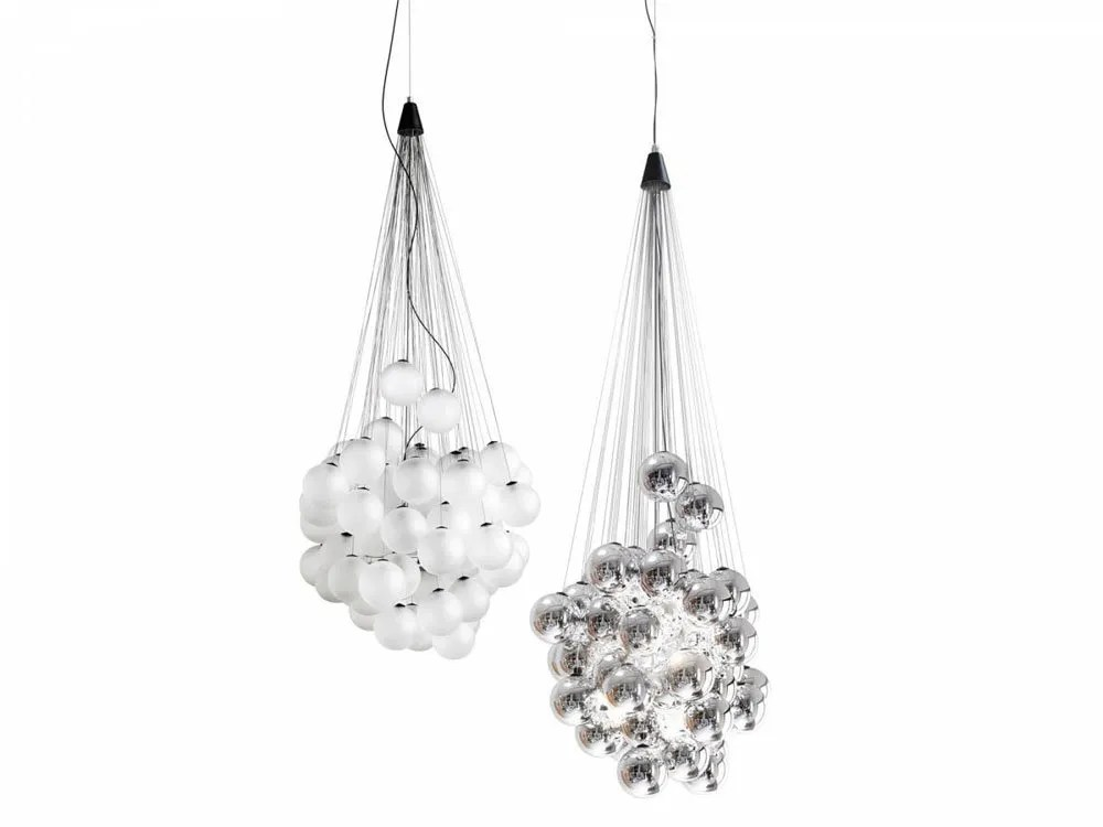 Pendant Lamps: Lamp Stochastic by Luceplan
