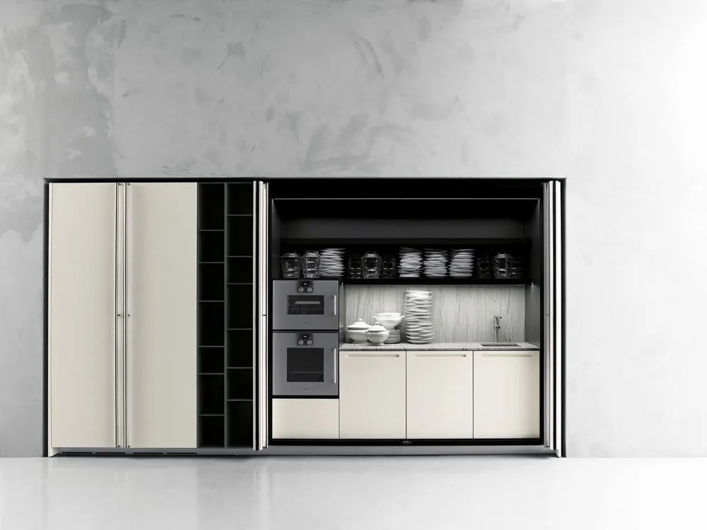 SelfContained Kitchens And Islands Kitchen Hide by Boffi