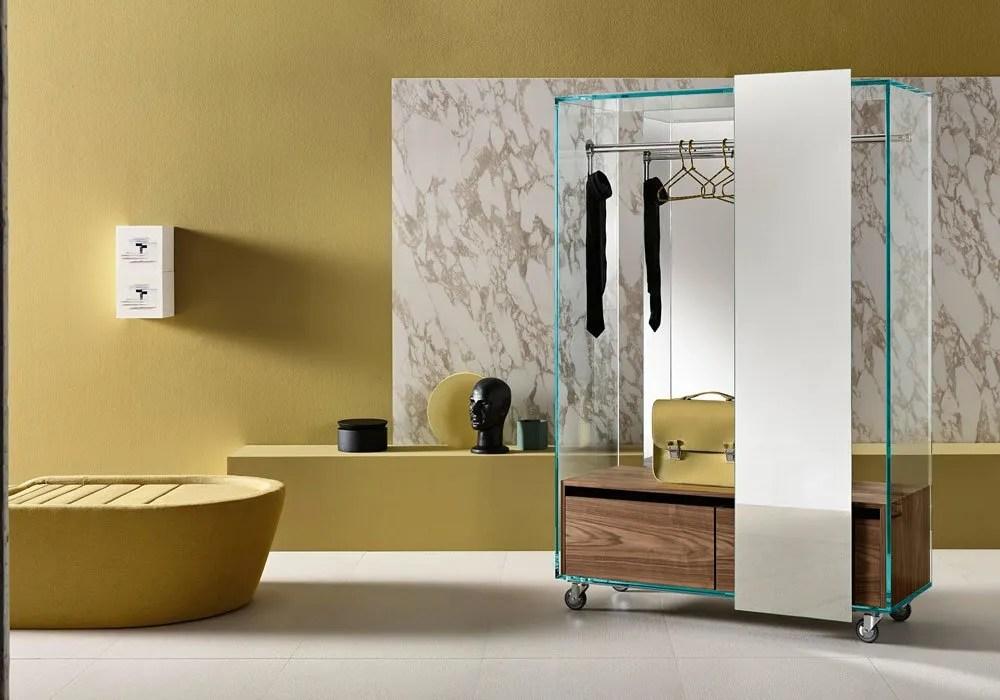 I mobili da ingresso sono degli elementi di arredo funzionali all'accoglienza. Hall Furniture Wardrobe Shoji By Tonelli Design