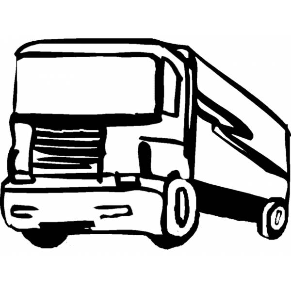 [Download gratuito! √] Camion Da Colorare E Stampare