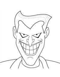 Disegni Da Colorare Di Joker