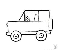 Jeep Da Colorare Auto Jeep Renegade Da Colorare Smartua Info