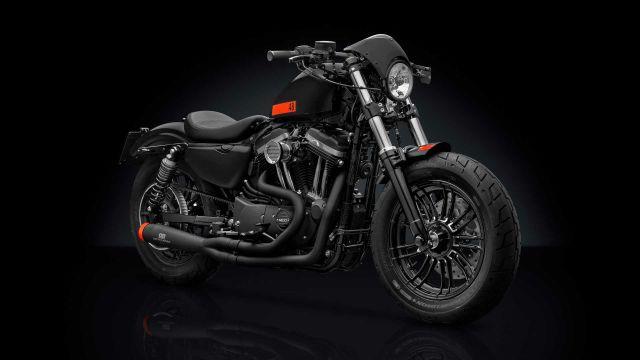 Accessori Rizoma Per Harley Davidson L1200x Sportster Forty
