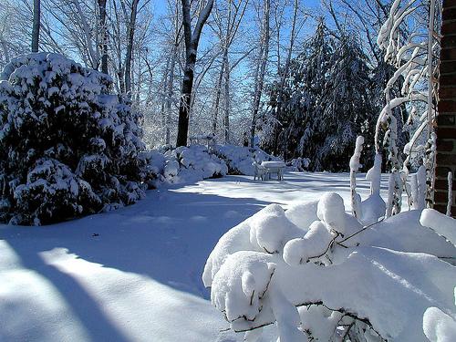 Foto di Natale  Paesaggi Romantici