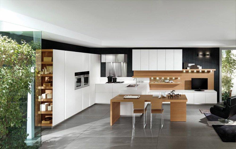 Mobili per cucina Cucina Vogue b da Febal Casa