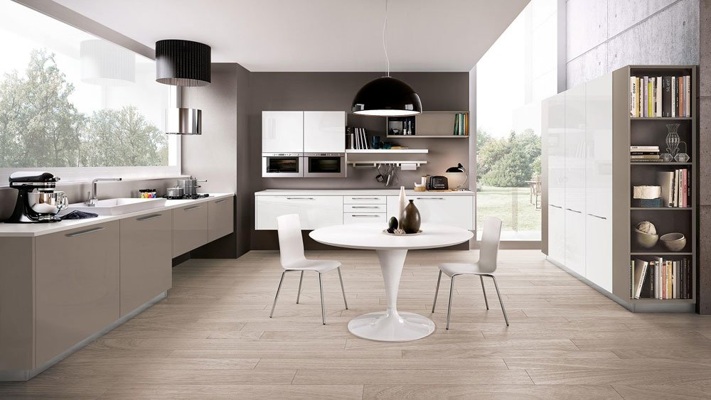 Mobili per cucina Cucina Adele c da Lube Cucine
