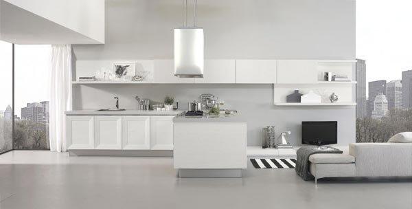 Mobili per cucina Cucina Wood a da grattarola