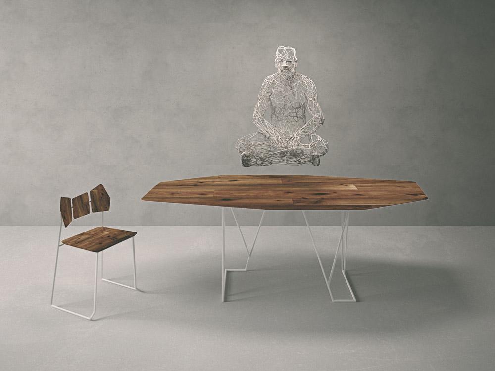 Forum Arredamentoit Sedie da abbinare a tavolo Devina Nais