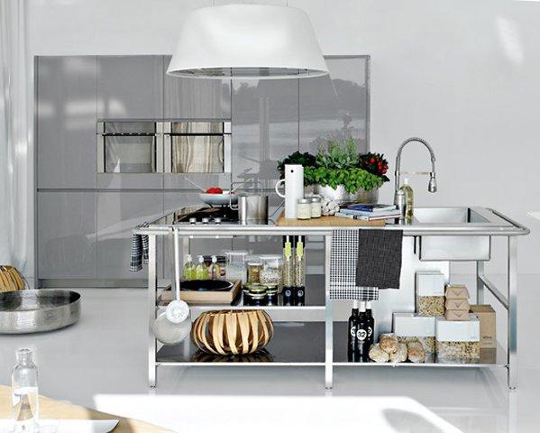 Cucina whirlpool freestanding idee di interior design - Cucina freestanding ...
