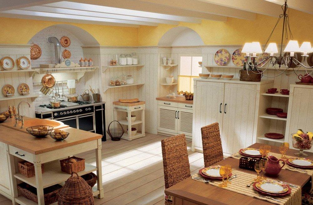 Mobili per cucina Cucina English Mood e da Minacciolo