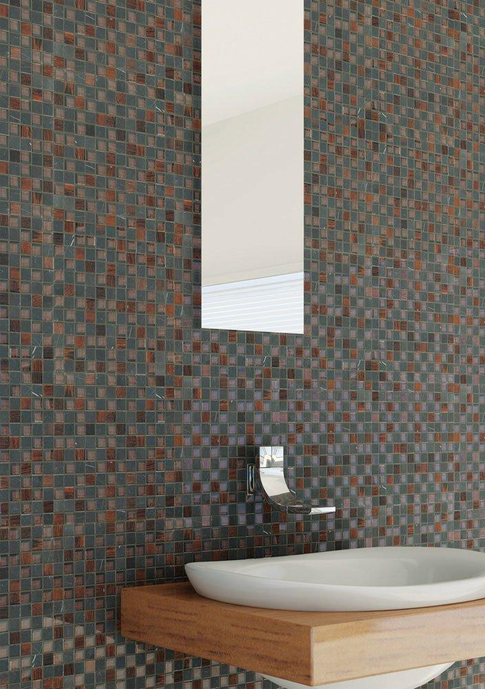 Mosaico Mosaico Legno da Mosaico