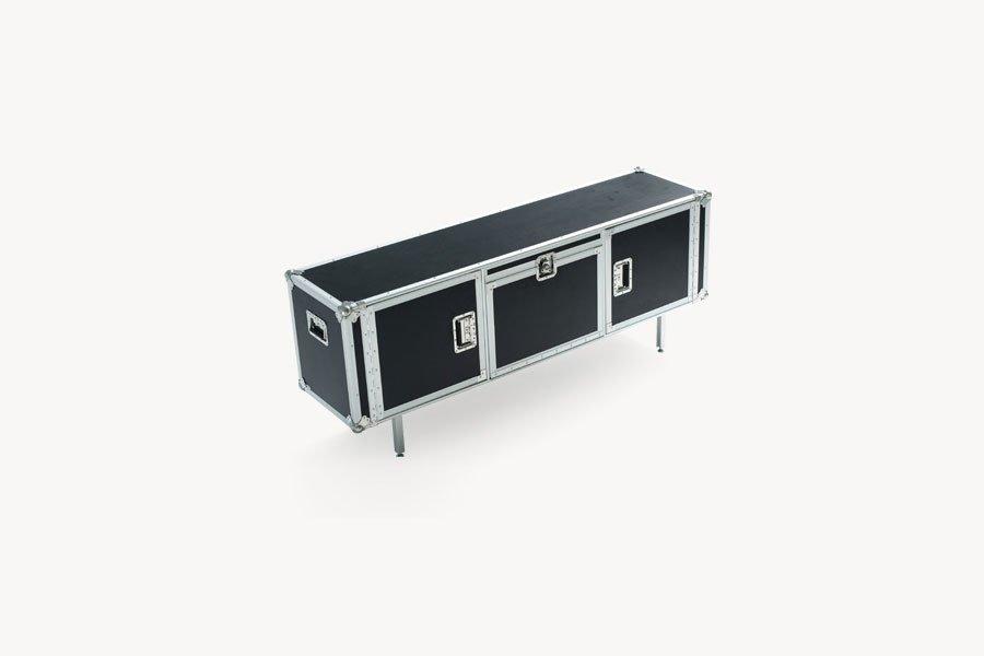 Mobili contenitori Contenitore Total Flightcase da Successful Living From Diesel With Moroso