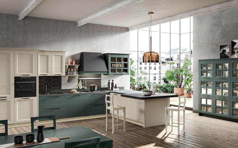 Mobili per cucina Cucina Beverly a da Stosa