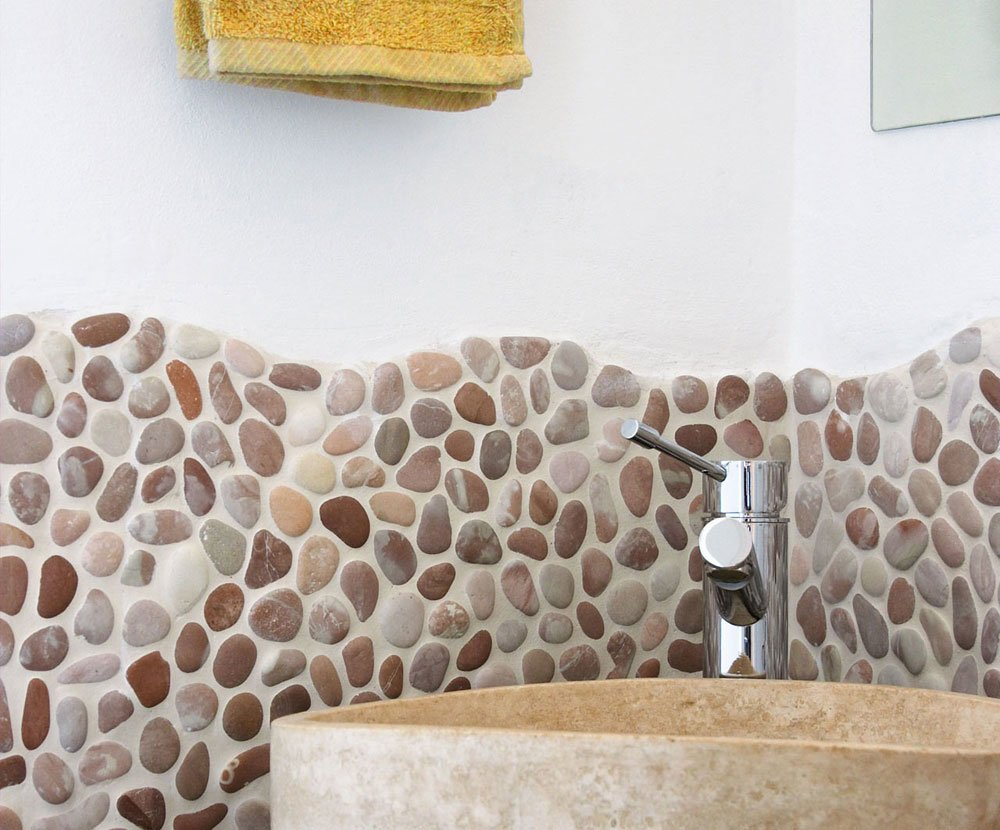 Mosaico Mosaico Ghiaia A da I Sassi Di Assisi