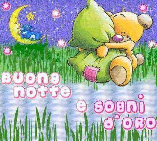 Immagini Buonanotte bambini  Immagini Buonanotte